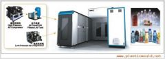 Full Automatic PET Stretch Blow Molding Machine SZTS-R8