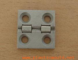 processing of metallic accessory