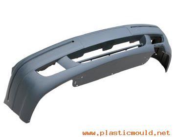 auto bumper mould,plastic injection mould,plastic mould