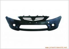 auto bumper,auto plastic mould,plastic injection mould,injection mould