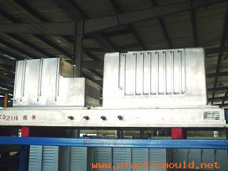refrigerator vacuum thermo forming mould for inner liner