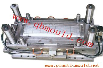 plastic injection air-condition Mould (8007)