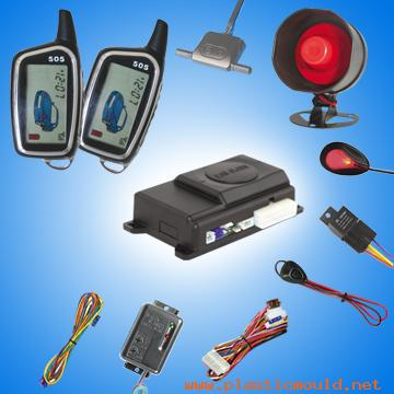 Two-way Car Alarm System