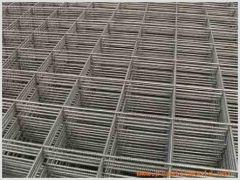galvanized welded mesh panel