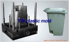 plastic dustbin moulds,wastebin mould,trashbin mould