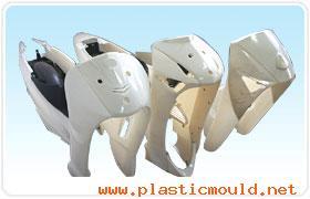 Taizhou Huangyan Jinfan Mould Factory Logo