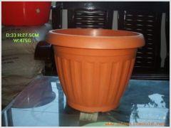 plastic flowerpot mould