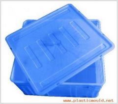 Plastic box mould
