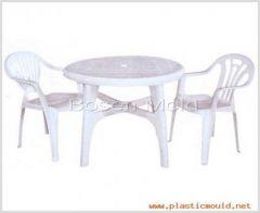 Chair & Desk