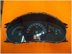 Plastic injection mould for auto dashboard