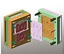 hot runner dvd box molds,hot tube dvd box molds