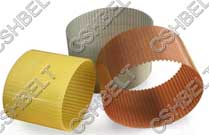 Polyurethane(PU) Timing Belts(Truly endless)