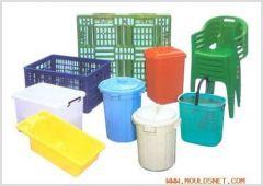 plastic  turnover  box mold