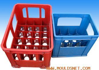 Plastic mould, beer box mould