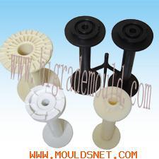 (HRD003) plastic bobbin,plastic bobbins mould