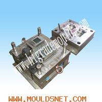 (HRD008) injection mould injection mould part