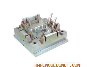 Automobile parts moulds