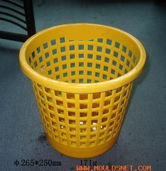 plastic paper basket mould