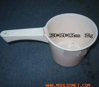 plastic water ladle mould
