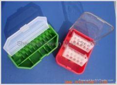 molded plastic tool box