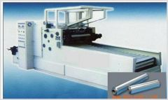 Kitchen Aluminum Foil Roll Machine