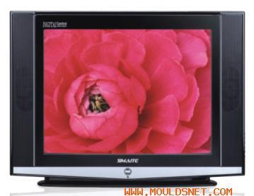 CRT TV Mould
