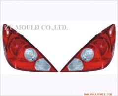 plastic auto-light mould