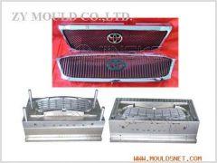 plastic auto-bumper mould