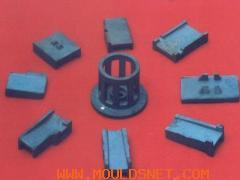 spare parts of shot blasting machine