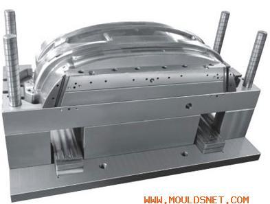 Bumper Mould plastic molding