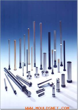 HSS PIN FOR PLASTIC MOULD AND MACHINE PART