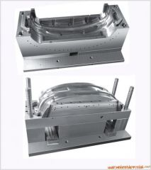 bumper mould Injection molding