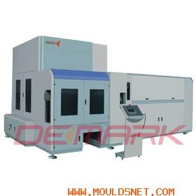 Fully-Automatic High-Speed PET Blow Molding Machine