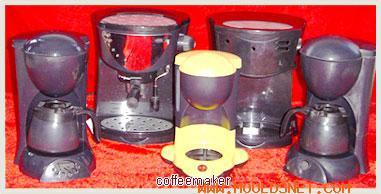 Coffee maker mold