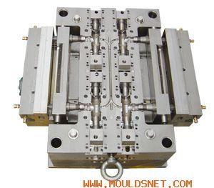 pipe fitting mould-Commodity Mould