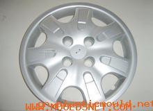 Automobile wheel hub