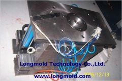 Gas-assisted Mould