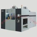 Double Station PE Extrusion Blowing Moulding Machi