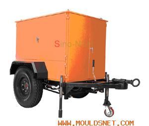 Sino-nsh VFD transformer Oil Purifier plant