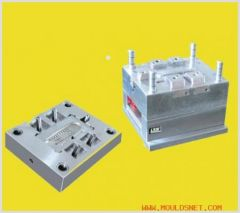 Remote injection mold