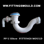 PVC BEND MOULD