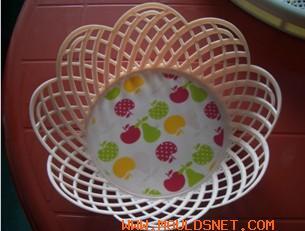 used mould for fruit basket