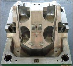 Auto lamp mould of auto parts mould
