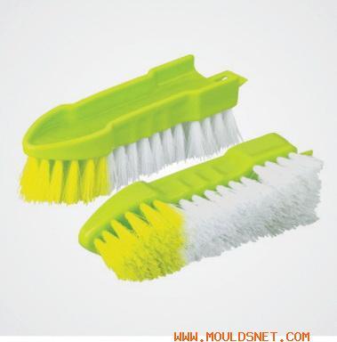 China plastic clothe brush mould 012