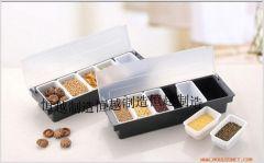 plastic Condiment dispenser mould and produts