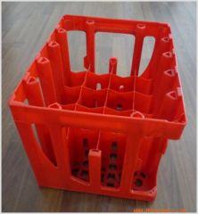 Plastic bottle crate mould