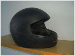 Motorcyle helmet mould