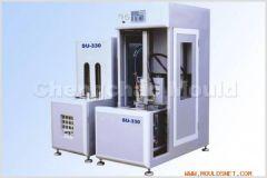 semi-automatic 5-gallon stretch blow moulding machine
