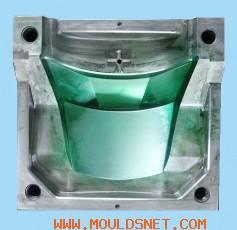 motor part molding