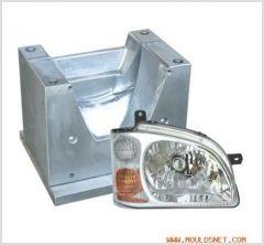 car lamp mould